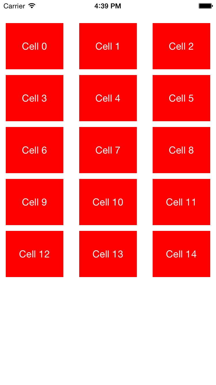 Uicollectionview Section Header Programmatically | Swiftexample